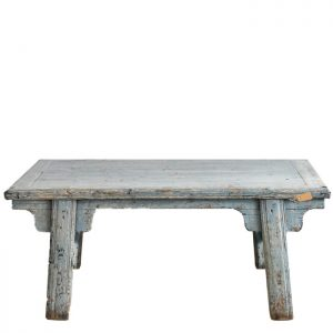 CT-006 chinese grey blue coffee table