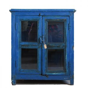 K-013 small blue cabinet