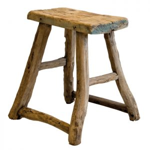 S-024 chinese old stool