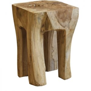 S-026 solid wood stool