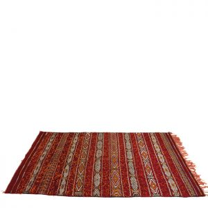 CC-006 kelim maroc red-orange