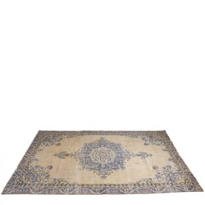 CC-011 vintage carpet turkey beige