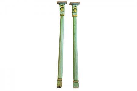 D-003 green old pillars bali