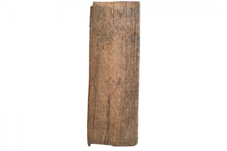 D-015 wood panel Timor
