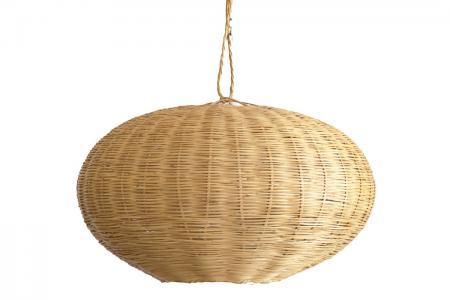 L-003 ratan lamp maroc