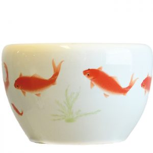 D-027 Chinese pot goldfish