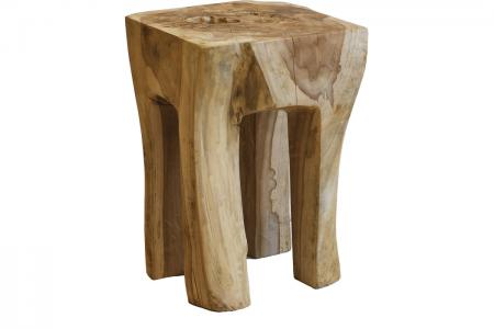 S-026 solid wood stool-b