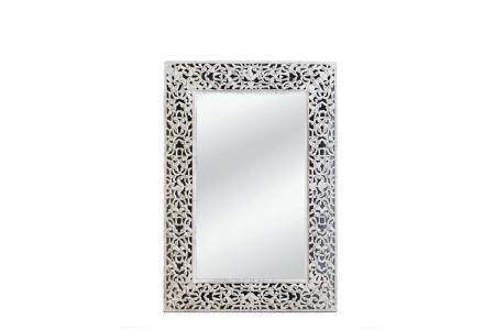 M-002 lily mirror medium