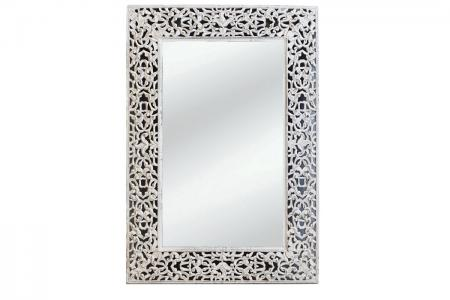 M-003 lily mirror large