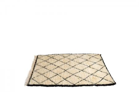 CC-003 Beni 0uarain carpet maroc large