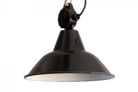 L-016 factory lamp black